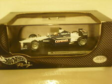 Hot Wheels Williams FW23 BMW Juan Pablo Montoya REF 50212