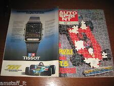 AUTOSPRINT 1979/47=FERRARI T.5 PUZZLE=PUBBLICITA' TISSOT=