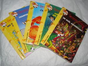 LOTE-de-17-libros-034-GERONIMO-STILTON-034-Albin-Michel-y-TEA-stilton