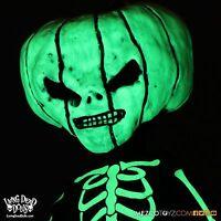 Living Dead Doll Exc Glow In The Dark Jack O Lantern Halloween Pumpkin Variant