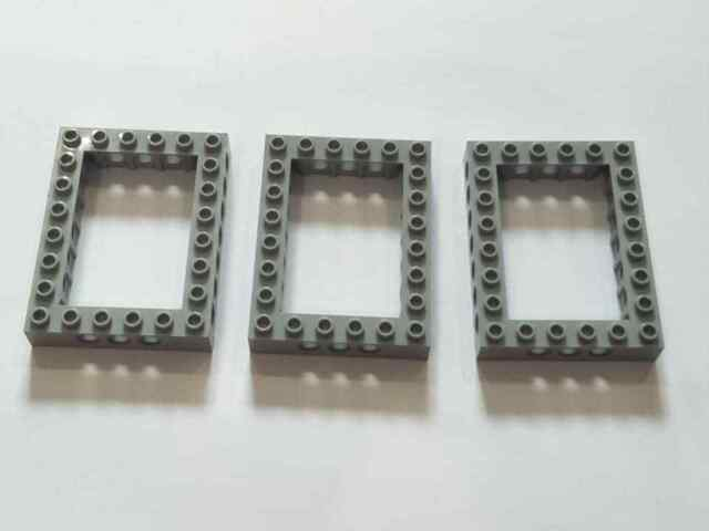 BN Genuine Lego 3x Technic brick rectangle connector brick bridge support 40345