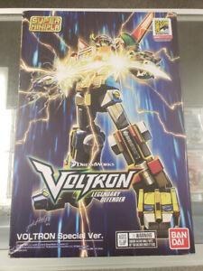 NEW Super SDCC Minipla Voltron Legendary Defender Special Ver Dreamworks Bandai