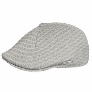 32e52afcacc KANGOL Code 507 Ivy Cap Flat Newsboy Hat Bamboo Blend Eco Friendly K2029CO  New