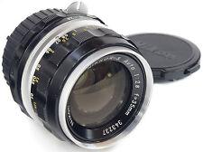 NIKON Pre-Ai 35mm 2.8 Nikkor-S
