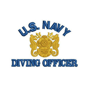 US-NAVY-Diving-Officer-Embroidered-Polo-Shirt