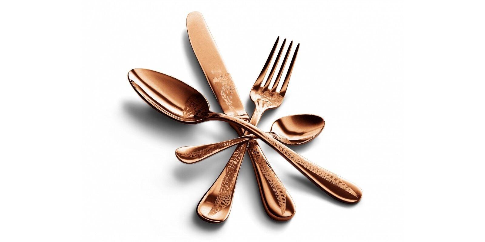 Mepra - Servizio Posate 24 Pezzi Art Caccia Caccia Caccia Bronzo The Luxury Art Mepra 8e8bb0