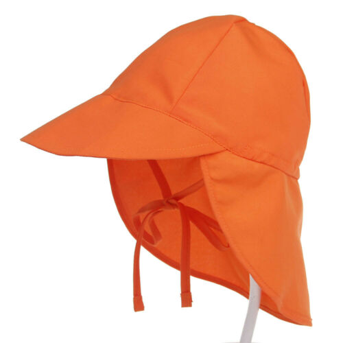 Sun Protection Beach Baby Toddler Boys Girls Sun Hat Adjustable Summer UPF 50