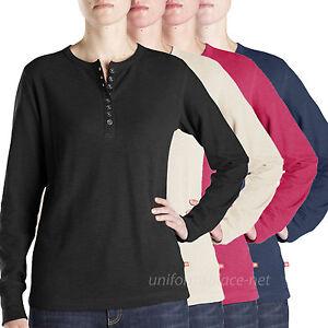 a492641db55 Dickies Thermal Shirt Womens Slub Thermal Hanley Long Sleeve shirts ...