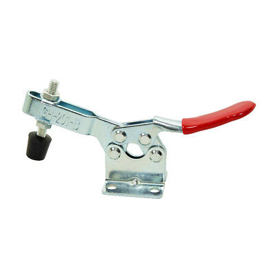 4x GH-201A 201-A Horizontal Toggle Clamp Hand Tool Waagrechtspanner Werkzeug Neu