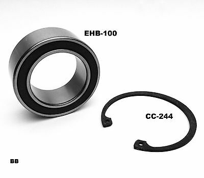 BDL Clutch Hub Basket Bearing /& Snap Ring Kit New EHB-100