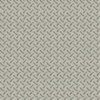Silver Sheen Diamond Plate Metal Tread Untextured Wallpaper Man95652 / Byr95652