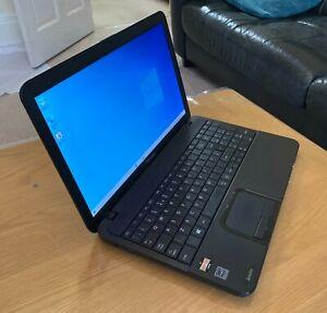 "15.6"" Toshiba Satellite C850D Laptop - AMD Dual Core E1-1200  / 8GB RAM / 500GB"