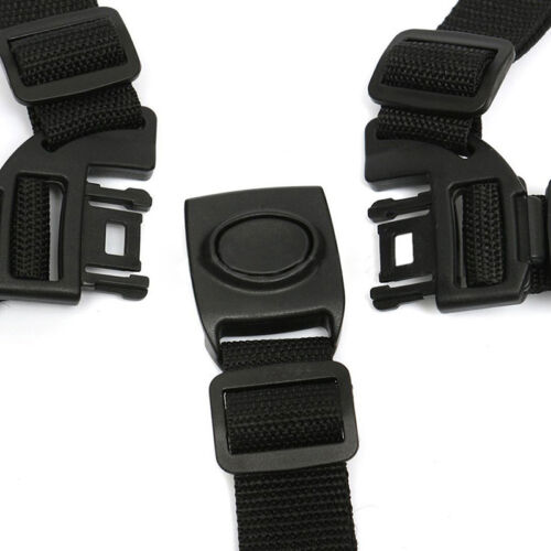 5Point Baby Infant Kids Safety Belt For Stroller Chair Pram Buggy Harness