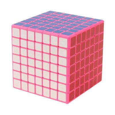 Shengshou Cube 7x7x7 + Un Adesivo Cubo Di Velocità 7x7x7, Cubo Cubo 7x7x7-rosa-mostra Il Titolo Originale