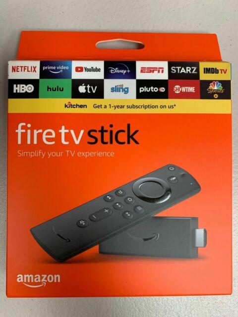 Amazon Fire TV Stick 4K (3rd Gen) with 2nd Gen Alexa Voice
