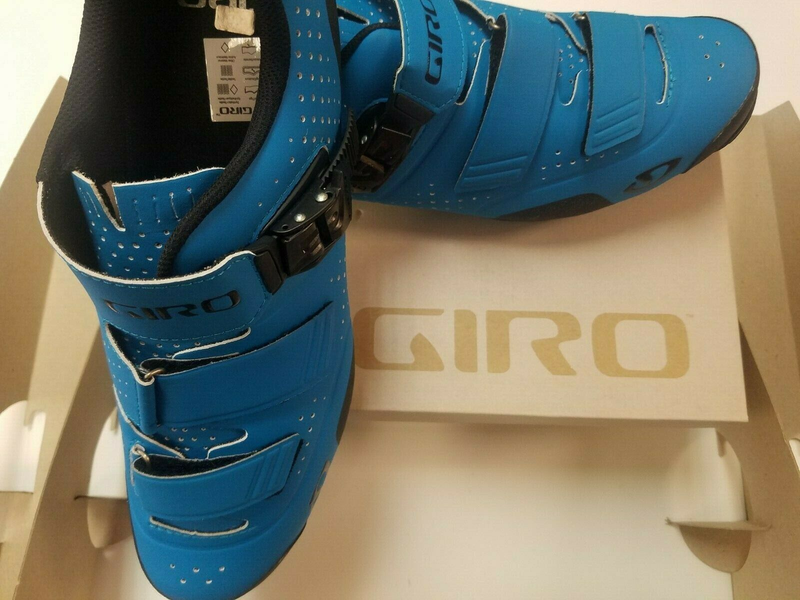 NEW in Box Giro Privateer R Mens Cycling zapatos zapatos zapatos EU 48 US 13.5 MTB zapatos 52c90a