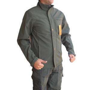 Abbigliamento Vento Sport Giacca Giubbino Caccia Pioggia Uomo Softshell wBnBqHYxz