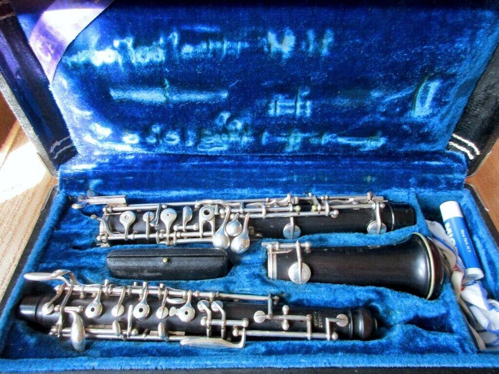 Cabart Oboe - Top-Qualität, ein Besitzer, 1960