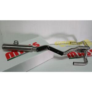 Scarico-completo-2in1-MASS-Off-Road-BMW-R65-75-80-R100gs-omologato-made-in-italy