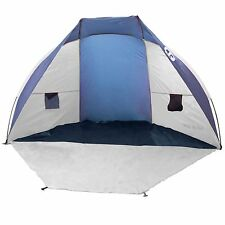 Tahoe Gear Cruz Bay Summer Sun Shelter and Beach Shade Tent Canopy Blue u0026 White  sc 1 st  eBay & Swiss Gear Soluna Shade Shelter 4 Person Canopy Tent Waterproof 2 ...