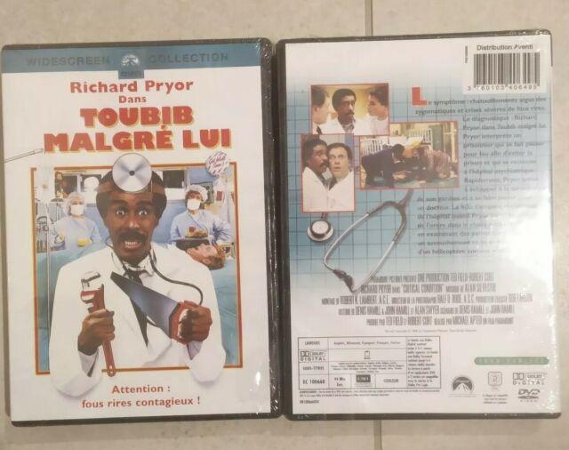 Prognosi Riservata (1987) DVD edizione estera in  lingua italiana. Garantito!
