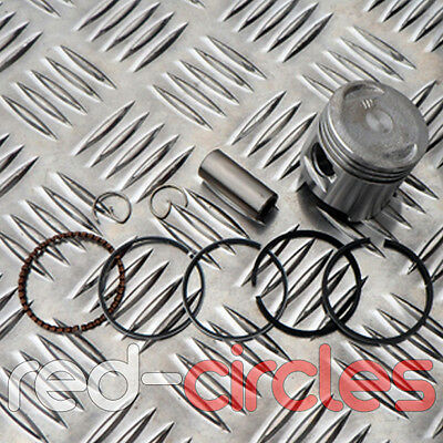 Pit Bike Atv Piston Set Loncin 125 Ccm 52 mm,Axe 13mm Hmparts Monkey Dirt