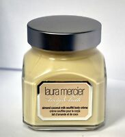 Laura Mercier Body&bath Almond Coconut Milk Souffle Body Cream 6 Oz Read Info