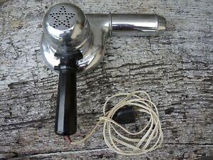 Détails sur ancien sèche cheveux séchoir CALOR. Catégorie 905 , vintage, 225 V. 300 Watt