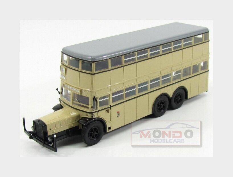 Bussing D38 Autobus 1 Cream Gris NeoScale  NEO46710