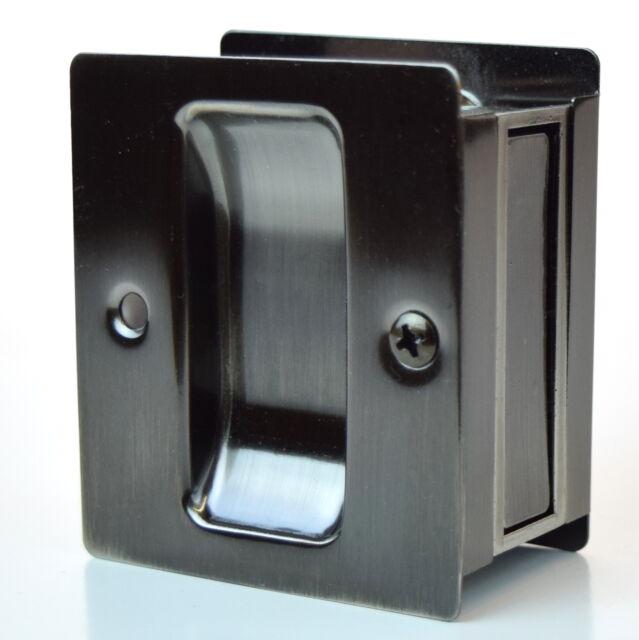 001 Antique Adjustable Pocket Door Key