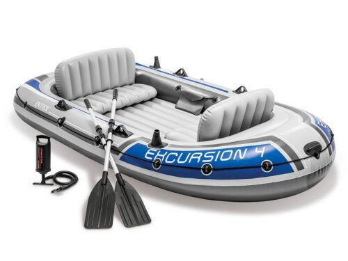 Schlauchboot Excursion 4 Set 315 x 165 x 43 cm INTEX 68324