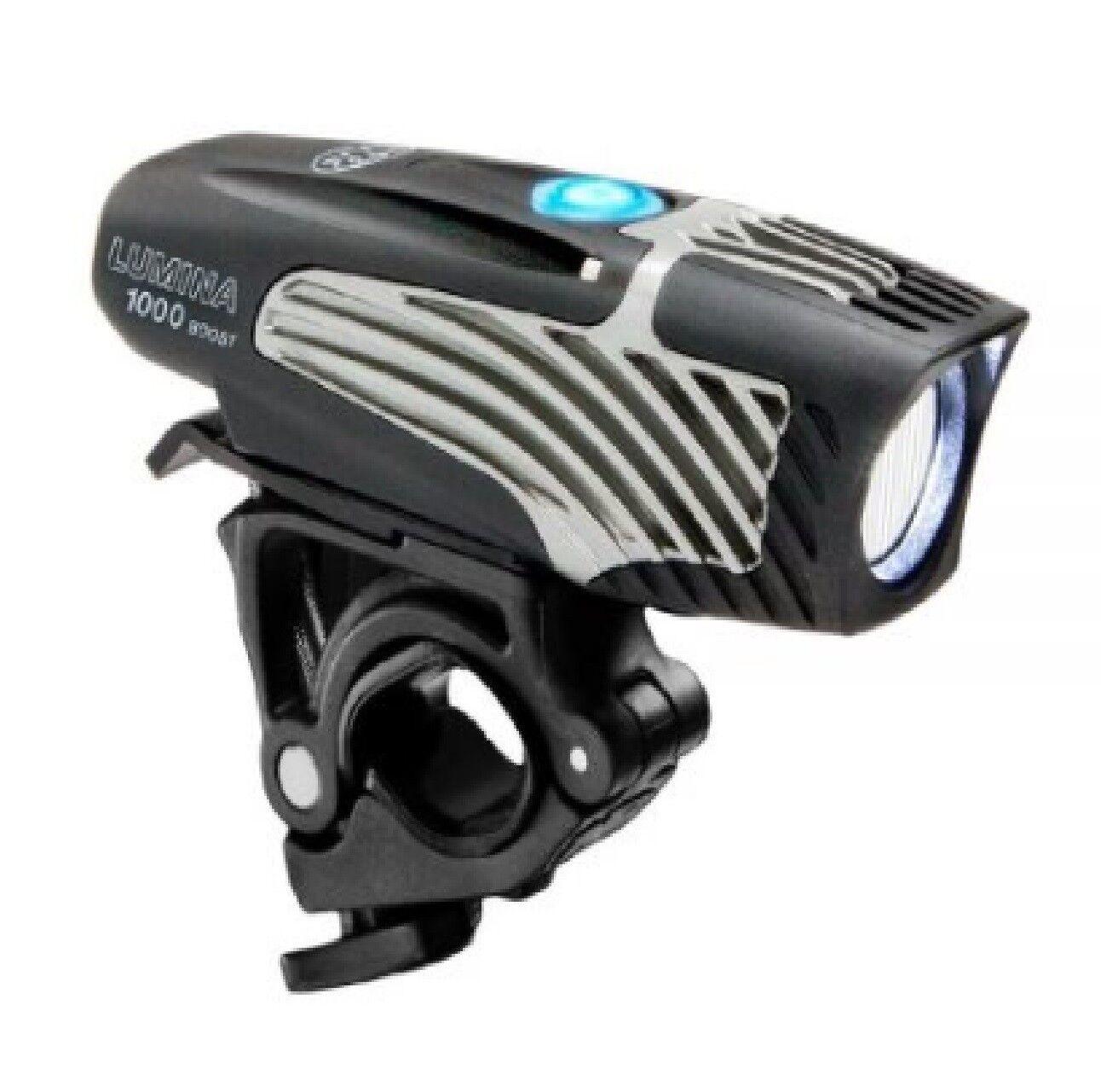 Niterider Lumina 1000 boost Road MTB Commute Front Cycling Light 18 19 (6782)