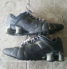 item 1 Mens Size 11.5 Grey Nike Shox O Leven Flywire Running Shoes  429869-003 RARE!!!!! -Mens Size 11.5 Grey Nike Shox O Leven Flywire Running  Shoes ... 6e0114d48