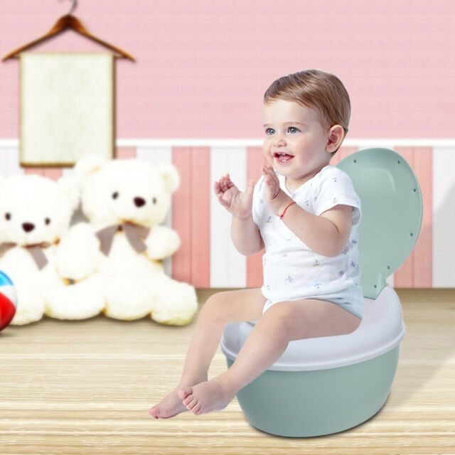 Remarkable 3In1 Kid Baby Toilet Training Children Safety Toddler Potty Trainer Seat Chair S Machost Co Dining Chair Design Ideas Machostcouk