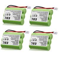 4 Pcs 900mah Mbp36 Battery For Motorola Mbp33s Mbp36pu Mbp36s Mbp33 Baby Monitor