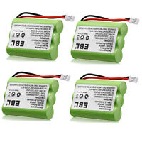 4 Pcs 900mah Mbp36 Battery For Motorola Mbp33s Mbp36pu Mbp36s Mbp33 Baby Monitor
