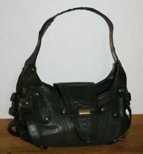 Coccinelle-Damen-Tasche-Shopper-Handtasche-Schultertasche-Umhaengetasche-Leder