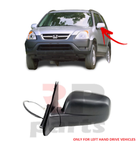 FOR-HONDA-CR-V-2002-2006-NEW-WING-MIRROR-ELECTRIC-5-PIN-FOR-PAINTING-LEFT-LHD