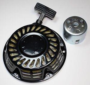 Recoil Pull Starter Start Honda And Clone Gx120 Gx160 Gx168 Gx200 5.5 6.5HP.