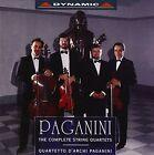 Sämtliche Streichquartette (GA) von Quartetto Paganini (1996)