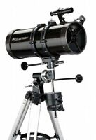 Celestron 21049 Powerseeker 127 Eq Entry Level Reflector Telescope 3x Barlow