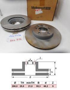 Coppia-dischi-freno-anteriore-Ford-Galaxy-dal-11-1994-al-5-2001-288-mm