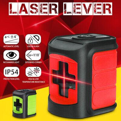 360° 3D 12 Lines Laser Level Kreuzlinienlaser Linienlaser Self-Leveling Green