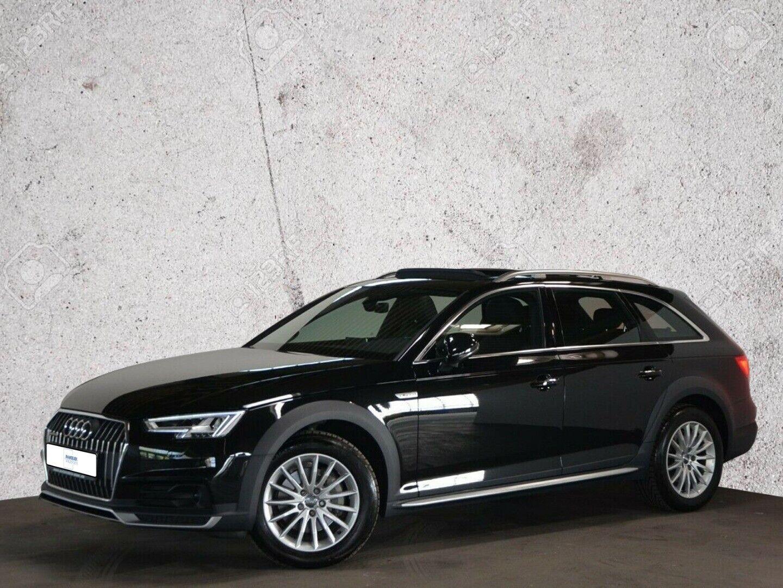 Audi A4 allroad 3,0 TDi 218 quattro S-tr. 5d - 3.072 kr.