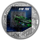 STAR TREK: THE BORG - 2017 $20 1 oz Fine Silver Coin - Royal Canadian Mint