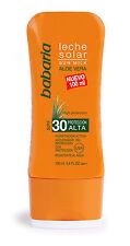 babaria Sonnenmilch LSF30 mit Aloe Vera 100ml