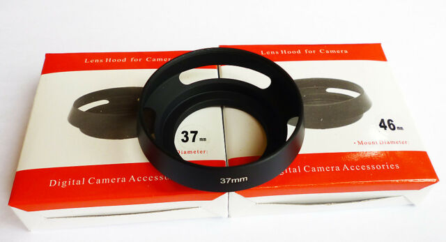 High Quality Lens Hood for Cameras,3 Sizes to Choose From, Brand New, UK Seller