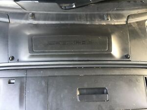 Image Is Loading Porsche Boxster 987 Battery Cover Cayman
