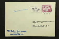 Stempel - VEB Bergmann Borsig Werk Berlin - Brief DDR /S5