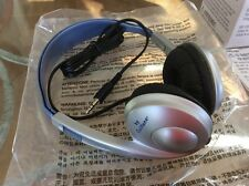 Genuine Califone Headphones Padded Adjustable For LeapPad or Other Electronics